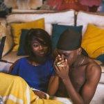 Fireboy Dml & Girlfriend