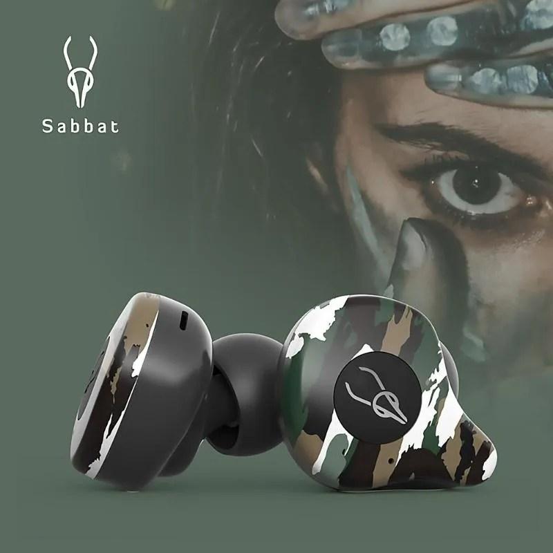 sabbat wireless earbuds