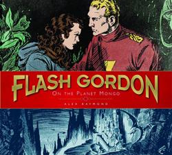 FLASH GORDON ON THE PLANET MONGO