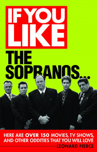 cover illustration for IF YOU LIKE THE SOPRANOS