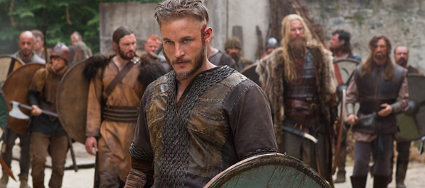 Ragnar Lothbrok: Leader of men (but the ladies like him, too)