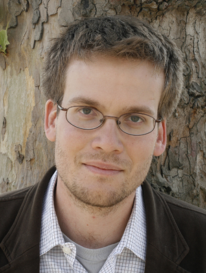 John Green, bestselling author and nerd dreamboat.