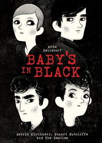 cover to BABY'S IN BLACK
