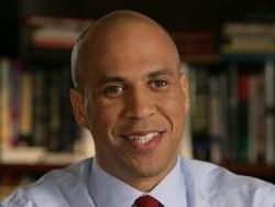 Mayor Cory Booker