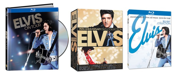 Elvis 75th Prize Pack