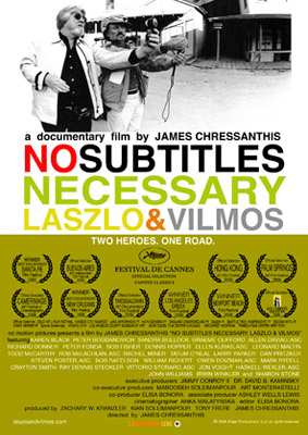 No Subtitles Necessary: Laszlo & Vilmos