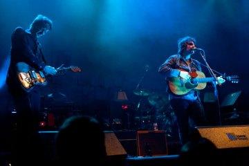 Nels Cline and Jeff Tweedy of Wilco