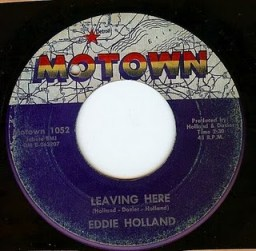 Eddie Holland - Leaving Here