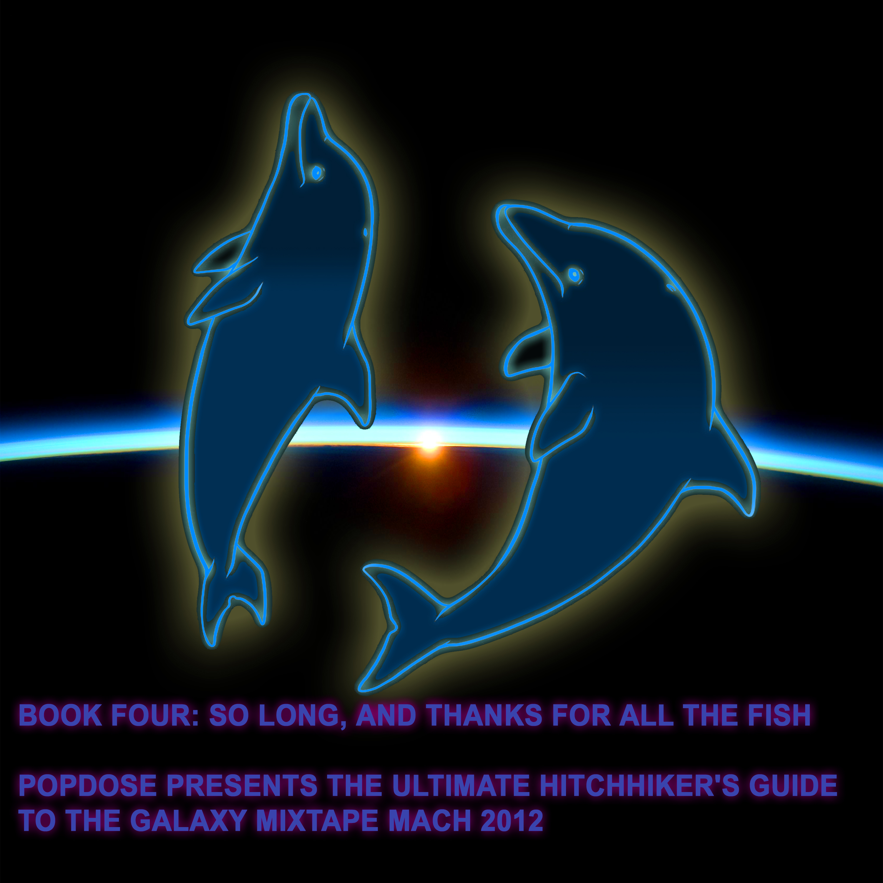 The ultimate so long and thanks for all the fish mixtape for All the fish
