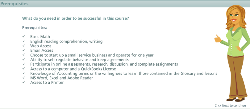 What you need to be successful in this course:Prerequisites