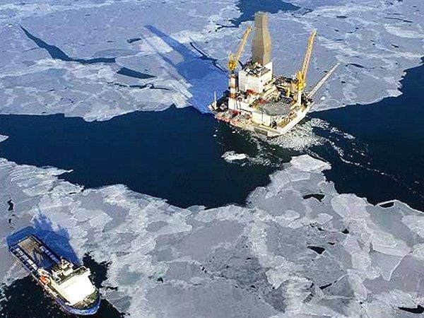 Роснефть в Арктике