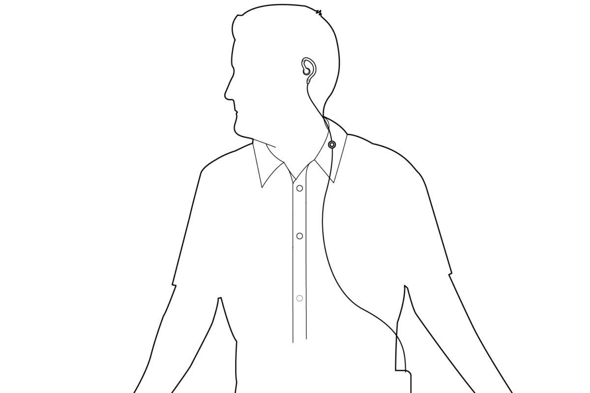 Earbud Headset