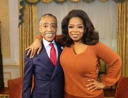 al sharpton on Oprah