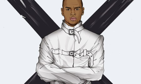 chris brown x files