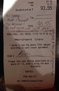 denied tip vause she is gay