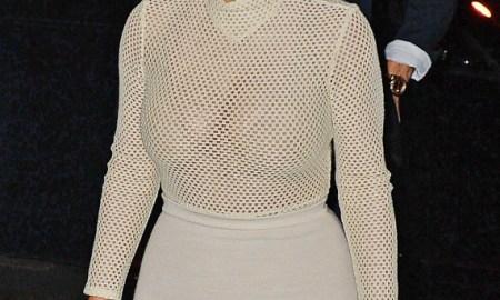 Celebrity Sightings in New York - November 18, 2013