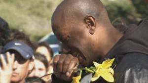 tyrese mourns