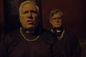 Priest devil is a lie