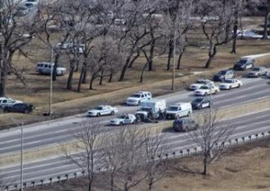 lake shore drive stand off