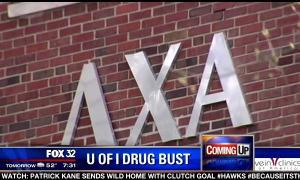 MASSIVE DRUG BUST LINKED TO U OF I FRAT HOUSE