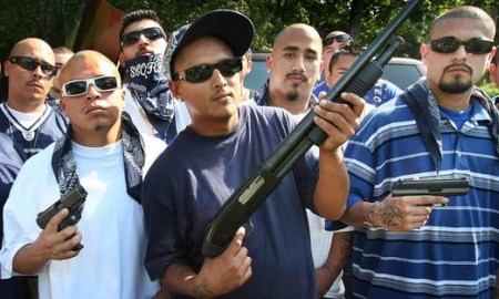 Mexican gangs trying to run black families out of southern California