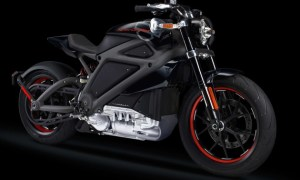 Harley-Davidson's First Electric Motorcycle Is Project LiveWire& You Can Ride It