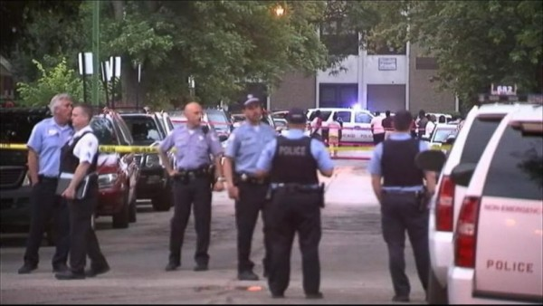Chicago- More Than 60 Shot, 9 Dead in Chicago's Bloody Holiday Weekend