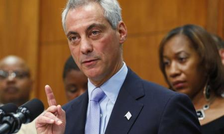 Mayor Rahm Enamuel