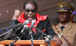 Mugabe Calls For An End To All White Farmers In Zimbabwe!