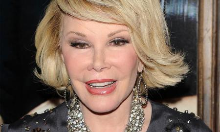 Joan Rivers Not Only Calls Barrack Obama Gay, She Also Calls First Lady Michelle Obama A Transgender!!!