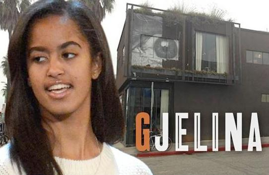 Malia Obama's Photos Were Removed From Photo Agency Website After Pressure From Whitehouse
