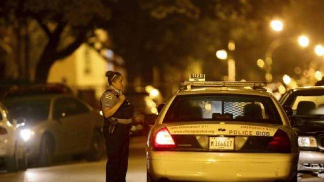 3-Year-Old Toddler Shot In Head On West Side Of Chicago