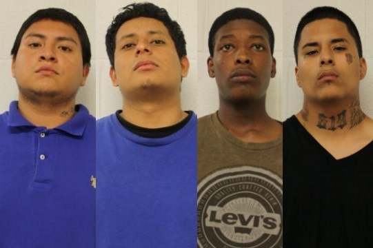 Seven Young Men Charged In Machete Attack At Chicago Brown Line station