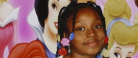 Police Search Girl Killed