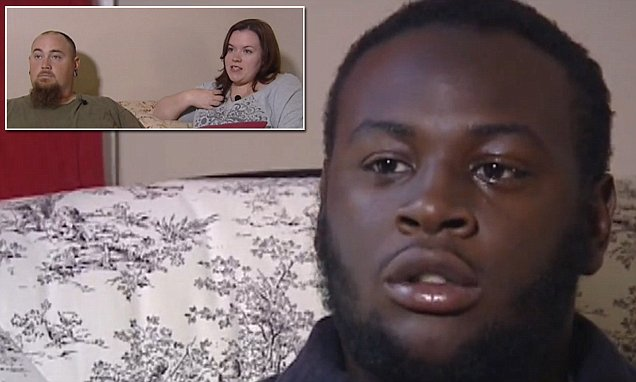 Black Foster Child Pepper Sprayed By Police In Own Home Of White Foster Parents When Neighbors Mistook Him As An Intruder