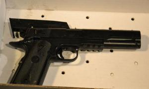 Cleveland Cop Shoots 12 Year Old Boy Carrying BB Gun