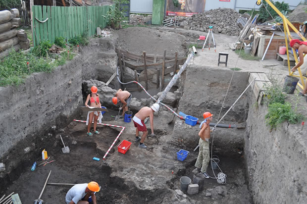 History- Archaeologists Reveal City Ruled By Genghis Khan's Heirs