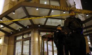 Chicago- Gunman Shoots Woman, Kills Self At Nordstrom On Michigan Avenue