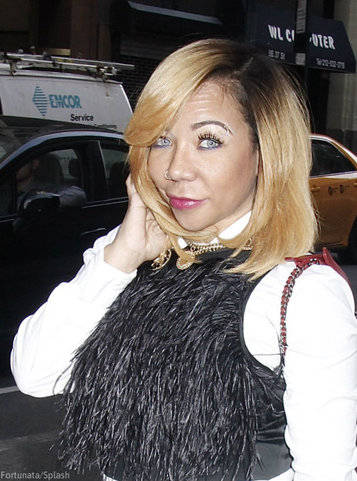 Tiny Harris Say's She Changed Her Eye Color Because She Wanted Too, No Self Hate Here- Procedure Done In Africa