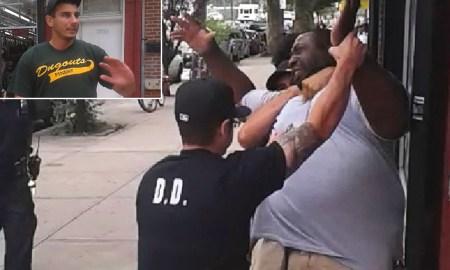eric garner cop cleared