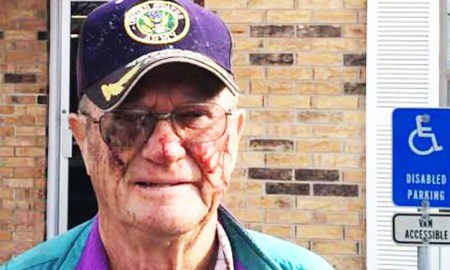 elderly man beaten by cops