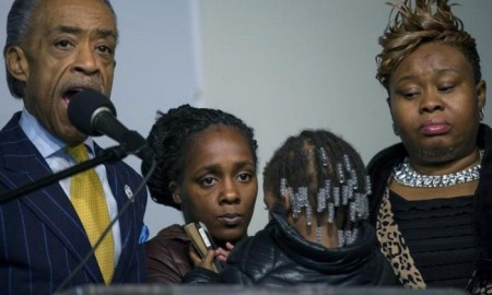 The Family Of Akai Gurley, Killed By Rookie NYPD Officer Told Al Sharpton He Is Not Welcomed At Funeral