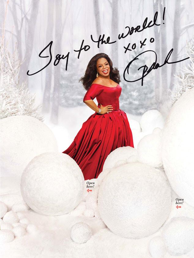 christmas oprah