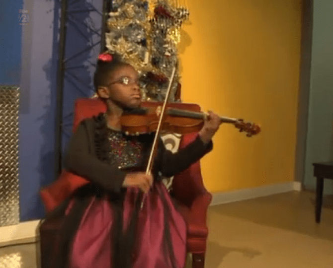 Missouri Gov. Jay Nixon Declined 7-Year-Old's Offer to Play Violin Music for Ferguson