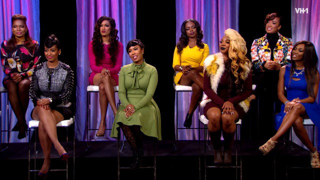 VH1  Allegedly Cancels Sorority Sisters, Last Episode Friday January 16th