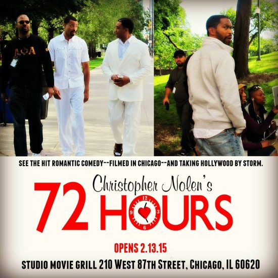 Chicago Mover & Shaker: Christopher Nolen's Premier 72 Hours Hits Chicago & Milwaukee