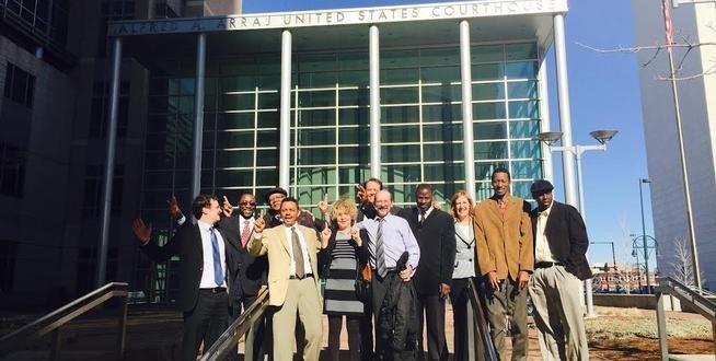 lawsuit winners