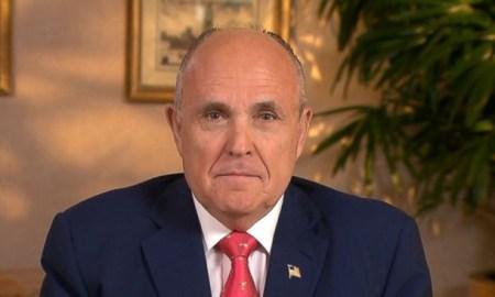 Former NY Mayor Rudy Giuliani Say's President Obama Doesn't Love America