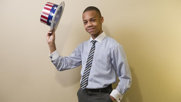 12-Year-Old Conservative Black Boy Defends Giuliani, Blasts Obama, Then Had His Facebook Account Locked