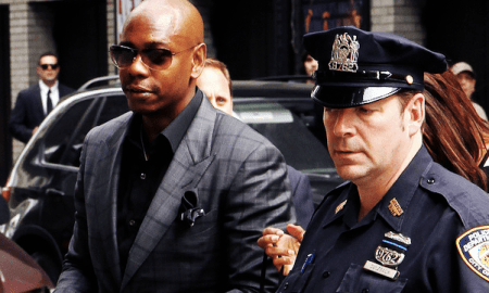 Comedian Dave Chappelle Was Choked By Police Officer